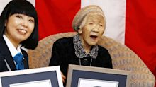 World's oldest person, 116, says she wants to live as long as she can