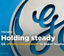 General Electric affirms commitment to Baker Hughes, shares jump