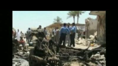 Car bomb kills three in Iraqi town