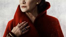 Carrie Fisher Honored in Stunning New 'Star Wars: The Last Jedi' Poster