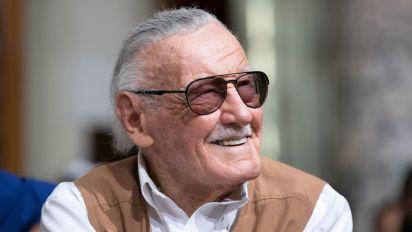 Marvel Comics icon Stan Lee dies at 95