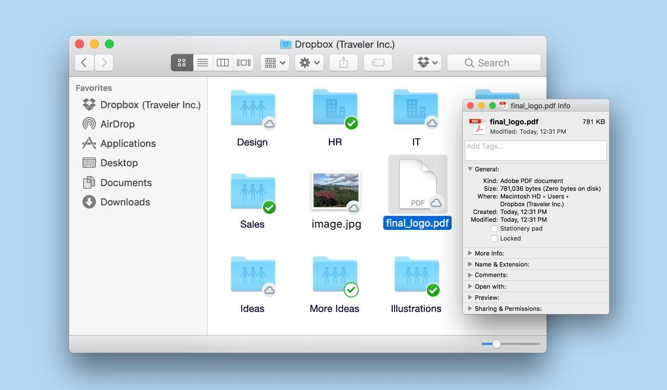 Dropbox Smart Sync lets you collaborate across Mac and Windows PCs | Engadget