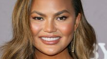 Chrissy Teigen Shared a Pic of Her Breast Implant Removal Surgery