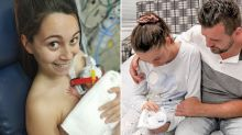 Mother, 23, gives birth to five premature babies before doctors uncover rare condition