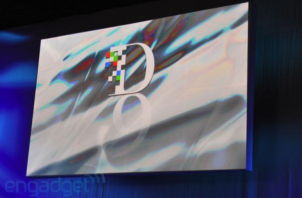 Live from D9: HP CEO Leo Apotheker takes the stage