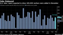 Weather, GM Among Crosscurrents Seen Buffeting U.S. Jobs Report