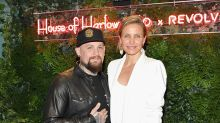 Cameron Diaz and Benji Madden Make Their Red Carpet Debut — Over a Year After Getting Married