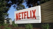 Netflix shares take hit