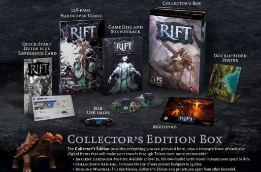 Unboxing the RIFT Collector's Edition