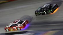To glow or not to glow? That is the question for NASCAR