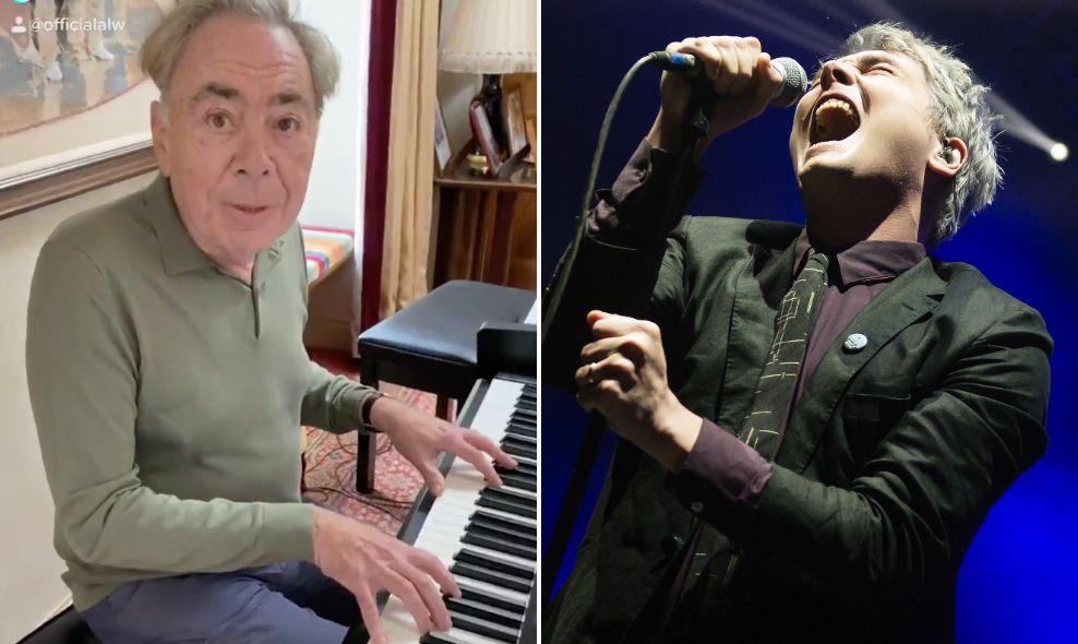 Andrew Lloyd Webber Reveals He's A Secret My Chemical Romance Fan And We're Kind Of Speechless