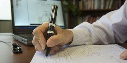 Livescribe shows off Leapfrog Fly-esque pen computer for grown-ups