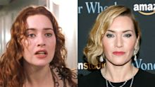 Kate Winslet says it took her 'almost 2 years' to go back to her natural blonde hair after dying it red for 'Titanic'