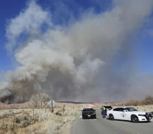 The Latest: Most evacuations over California wildfire end