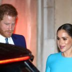Prince Harry suggests COVID is rebuke from nature