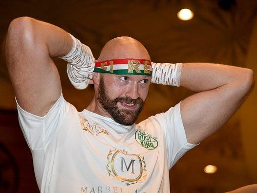 Tyson Fury interview: British heavyweight embraces Mexican independence spirit ahead of Otto Wallin clash