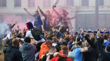 Rangers say fan violence 'besmirched' club's reputation