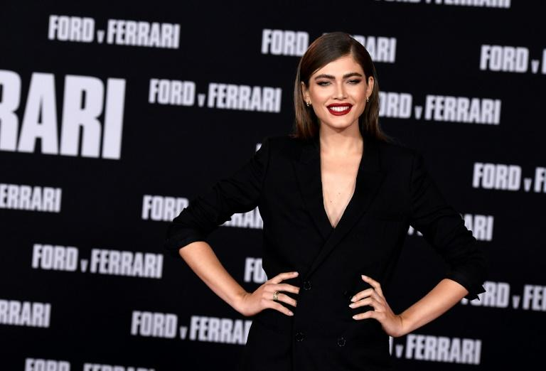 Valentina Sampaio, photographed in November 2019, is the first transgender model to feature in Sports Illustrated's swimsuit issue