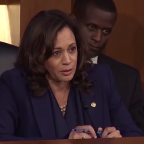 Remembering Kamala Harris' epic takedown of Brett Kavanaugh