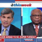 Clyburn thinks Sanders may make it tougher for Democrats to keep House majority