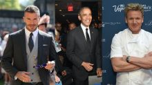 David Beckham, Barack Obama and Gordon Ramsay top hottest celebrity dads list