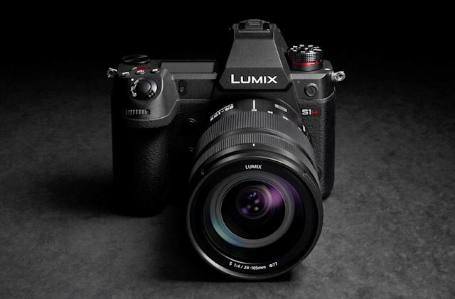 Panasonic's cinema-centric S1H mirrorless camera can shoot 6K video