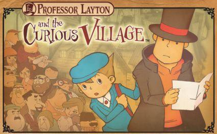 2008's Biggest Blips: Professor Layton and the Curious Village
