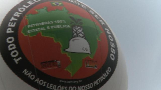 Brazil to auction coveted Libra oilfield