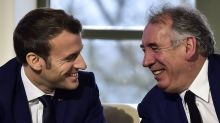 Bayrou, fidèle de Macron, nommé haut-commissaire au Plan