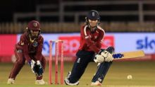 England wobble but Amy Jones knock sees off West Indies again