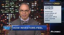 American Association of Individual Investors: Seeing high...