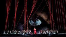 "Met opera gets visionary new ""Dutchman"""