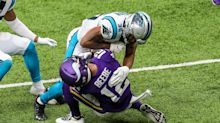 2 more Panthers players fined for penalties vs. Vikings