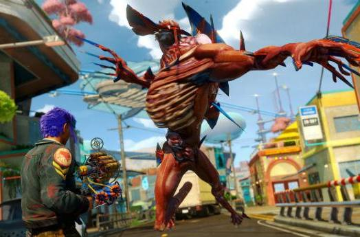 I'm delighted to hate Sunset Overdrive