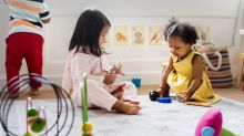 Parents in UK paying additional 5% for childcare for under-twos than a year ago