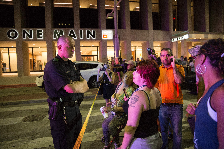 'Just Way Too Many Shots.' Eyewitnesses Recall Horror of Dallas Shootings