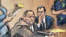 I was rejected as a juror for Harvey Weinstein's trial. Here is what happened inside the courtroom.