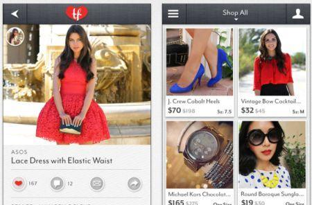 Threadflip redesigns, seeing 20% of purchases made through mobile app