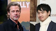 """Brad Pitt's Relationship With His Oldest Son Maddox Is """"Nonexistent"""""""