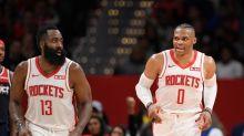 NBA/哈登吐未隨隊原因 期待威少健康回歸爭冠