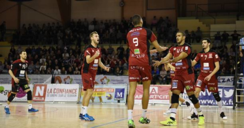 Volley - Ligue A (H) - Demi-finale de play-offs : Chaumont s'impose face à Ajaccio