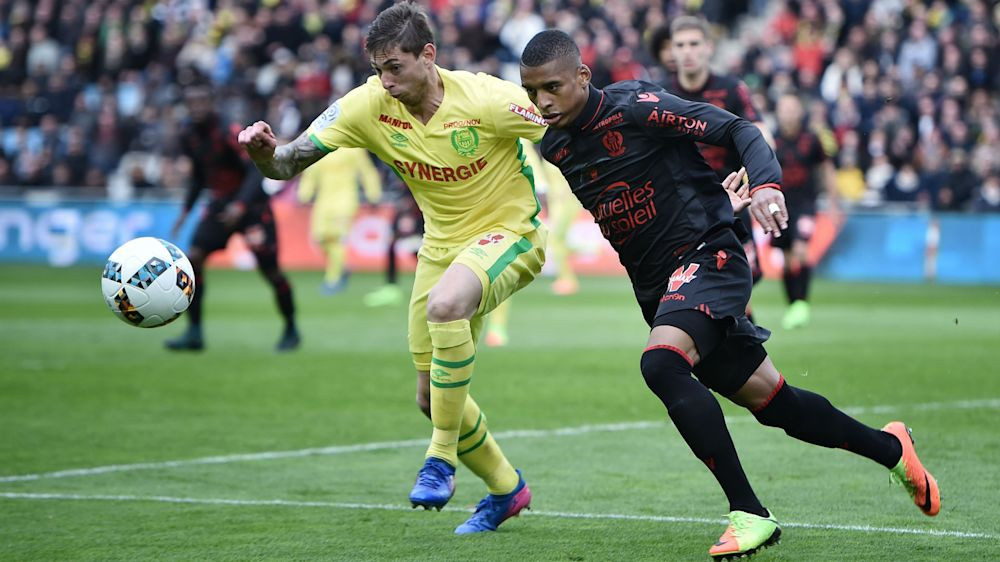 Nantes-Nice (1-1), Nice assure le minimum