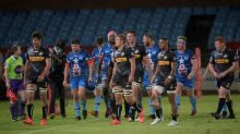 Bulls crush Springbok-laden Stormers in match shortened by storm