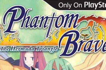 Phantom Brave takes PSP to The Hermuda Triangle in March
