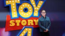 Tom Hanks walks red carpet for Toy Story 4 European premiere