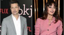 Brad Pitt tiene nueva novia y es muy parecida a Angelina Jolie (aunque mucho más joven)