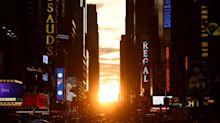 Manhattanhenge 2017: When and Where to Watch the Sunset Line Up With The City's Grid