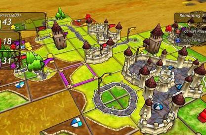 Wednesday XBLA update adds Carcassonne 'King & Baron'