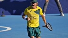 Replacement Purcell in huge tennis upset