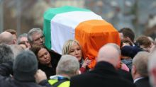 Martin McGuinness funeral: Gerry Adams calls for tolerance and respect between Catholics and Protestants in Northern Ireland